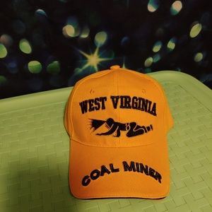 Other - Wv coal miner ball cap
